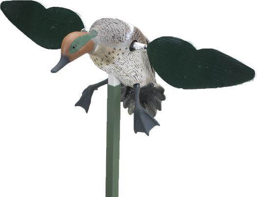 Чучело утки с вращающимися крыльями (чирок) Mojo Outdoors™ Mojo Teal Decoy