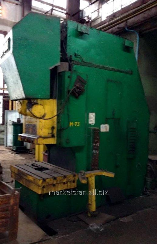 PEE(I) 400/400, Erfurt Эксцентриковый пресс, ус. 400 тон