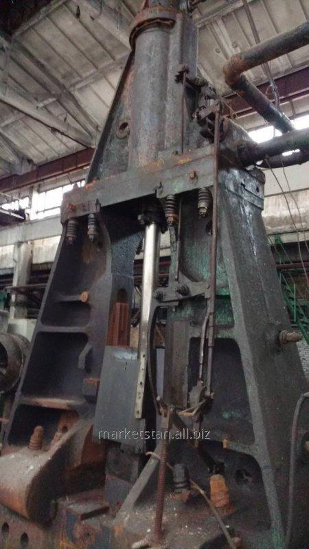 М212 Молот ковочный паровоздушный, МПЧ 2000 кг, двойного действия арочного типа
