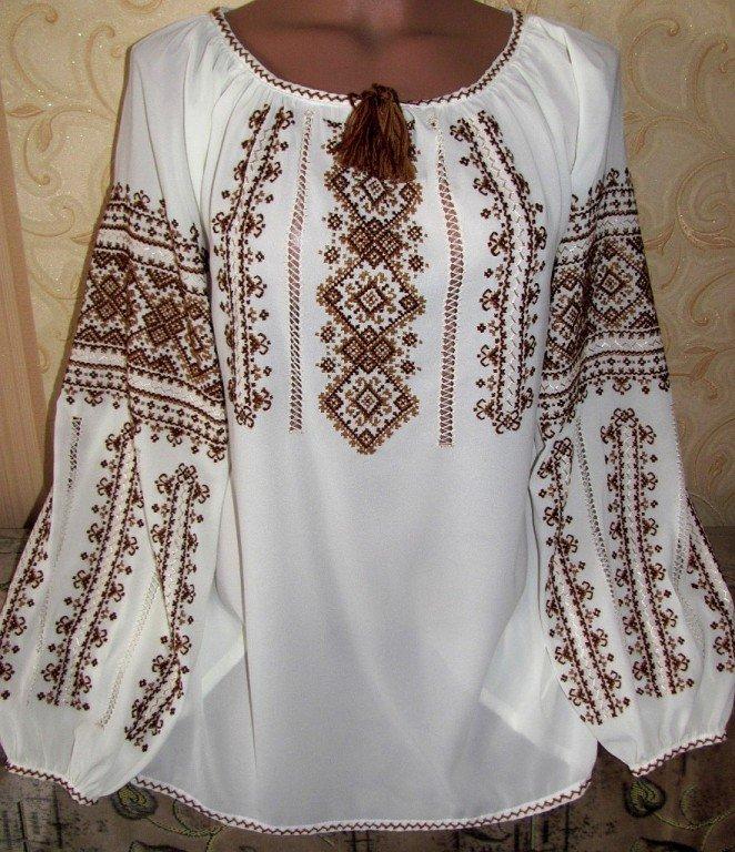 Українська вишиванка жіноча