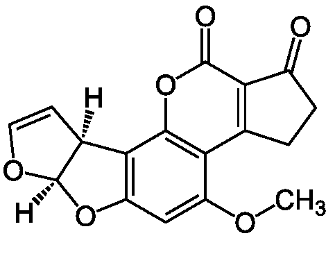 Стандартний зразок Афлатоксину В1, 10мкг/мл