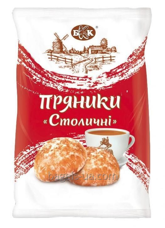 "Buy Spice-cake ""Capital"" gingerbreads in sugar glaze. Weight - 4,5 kg., Period of storage of 4 months of GOST"