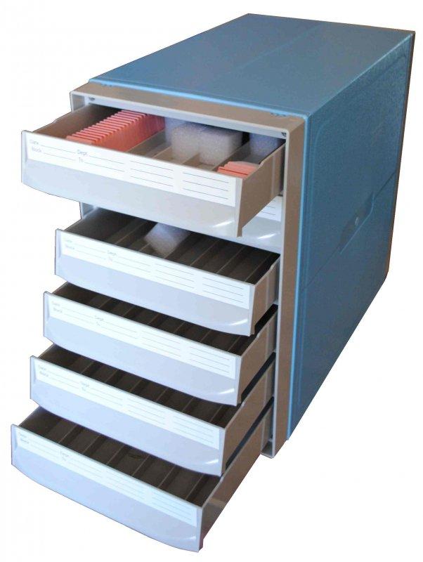 Купить Настольный архив для парафиновых блоков АК900