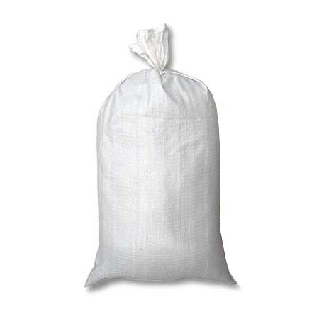Мешок полипропиленовый 25кг, 50*75см, белый