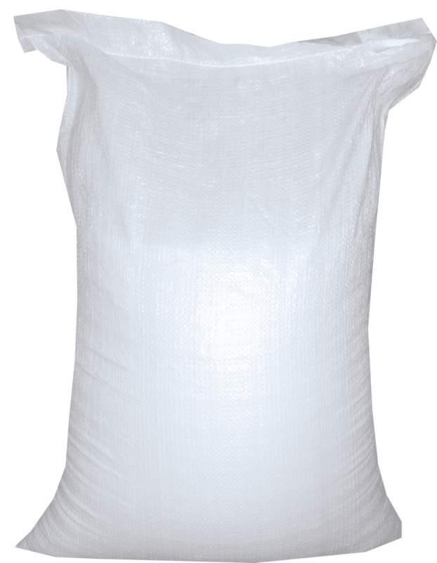 Мешок полипропиленовый 10кг, 55*40см, белый