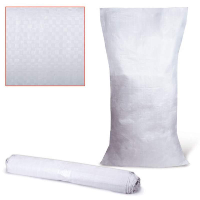 Полипропиленовый мешок на 50 кг. 56 * 105см, с армирующими эффектом