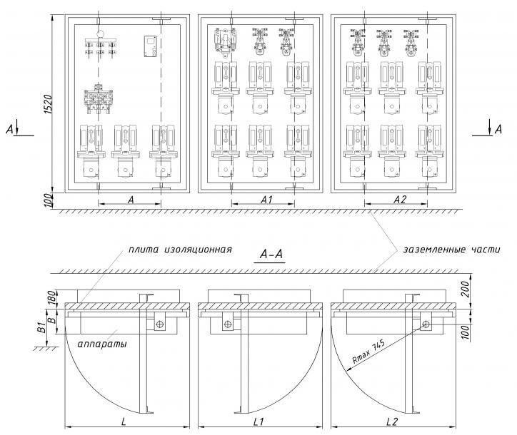 Купить Панели управления крановые, Панели серии Панели серии ДКС