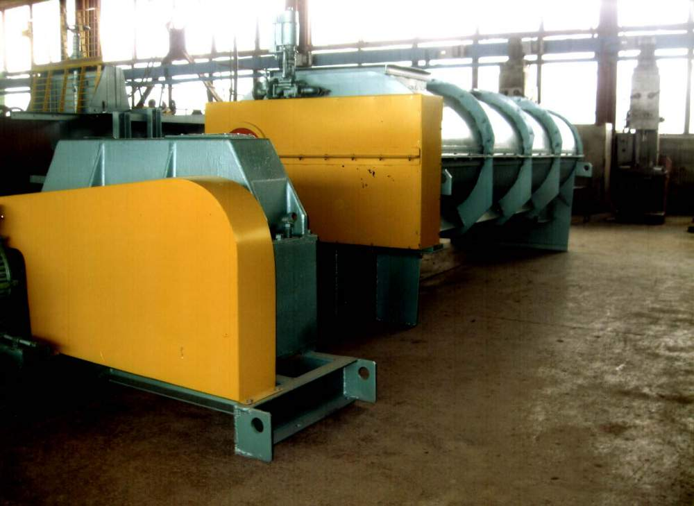 Buy Equipment for production of building materials. Mixer bladed two-shaft SMK-126 of GOST 9231-80
