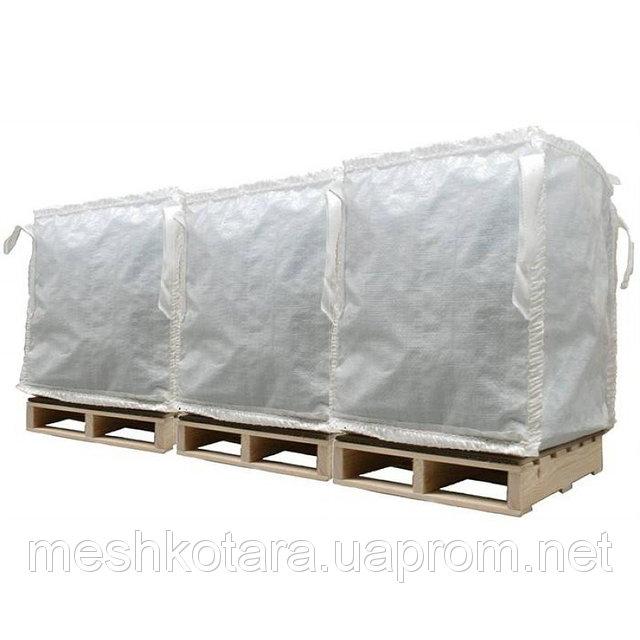 Big-bag zsák bordák 100 * 100 * 150 cm-es, 4 hurkok, NC