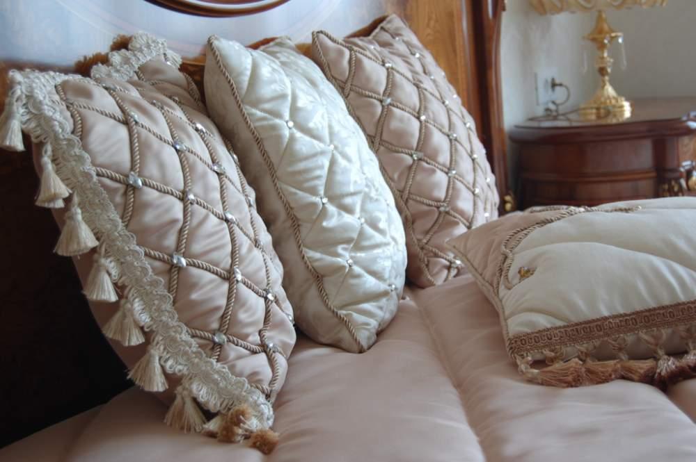 Декоративной подушки пошив