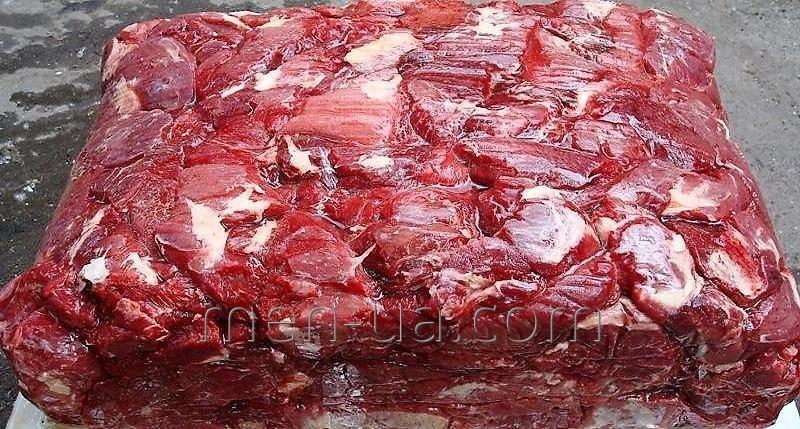 Мясо говядины халяль