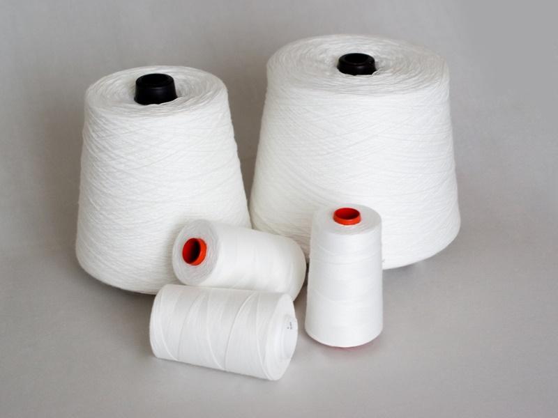 Ниткf для зашивки мешков