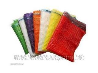 Купить Сетка-мешок для овощей до 20кг 40*60см, красная