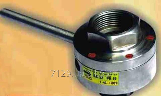 Кран дисковый нержавеющий с керамическим и металлокерамическим затвором DN 25-80 PN 16
