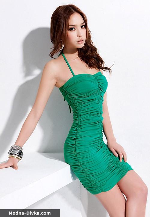 Платье Dress green 316293