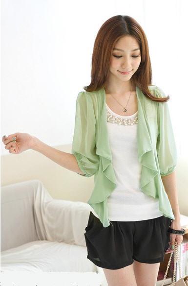 Пиджаки женские Coat green 315617