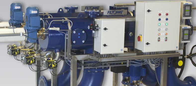 Фильтры для воды Трипло