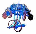 Hoeing plow disk gidrofitsyrovanny LDG-15