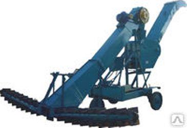Погрузчик зерна модернизированный ПЗМ-90С