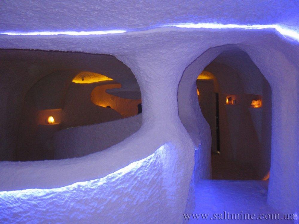 Соляные комнаты по всему свету