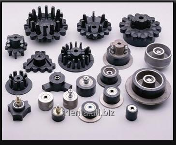 Buy Gear wheels finger-shaped and driving for conveyor tapes