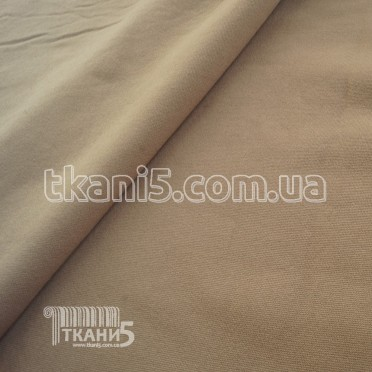 Buy Fabric Mikroflis of a lamb beige (280 GSM) 2680