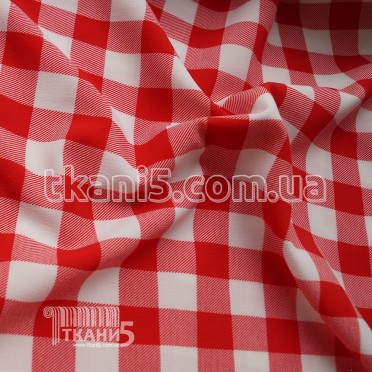 Buy Fabric Software streych cage (red-white) 6265