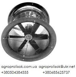 Смесители воздуха для животных и птиц Deltafan 630/M/8-8/35/400