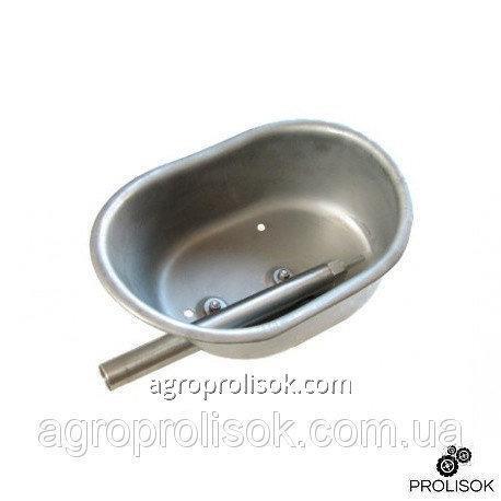 Поилка чашечная для свиноматок с наклонным углом PR1