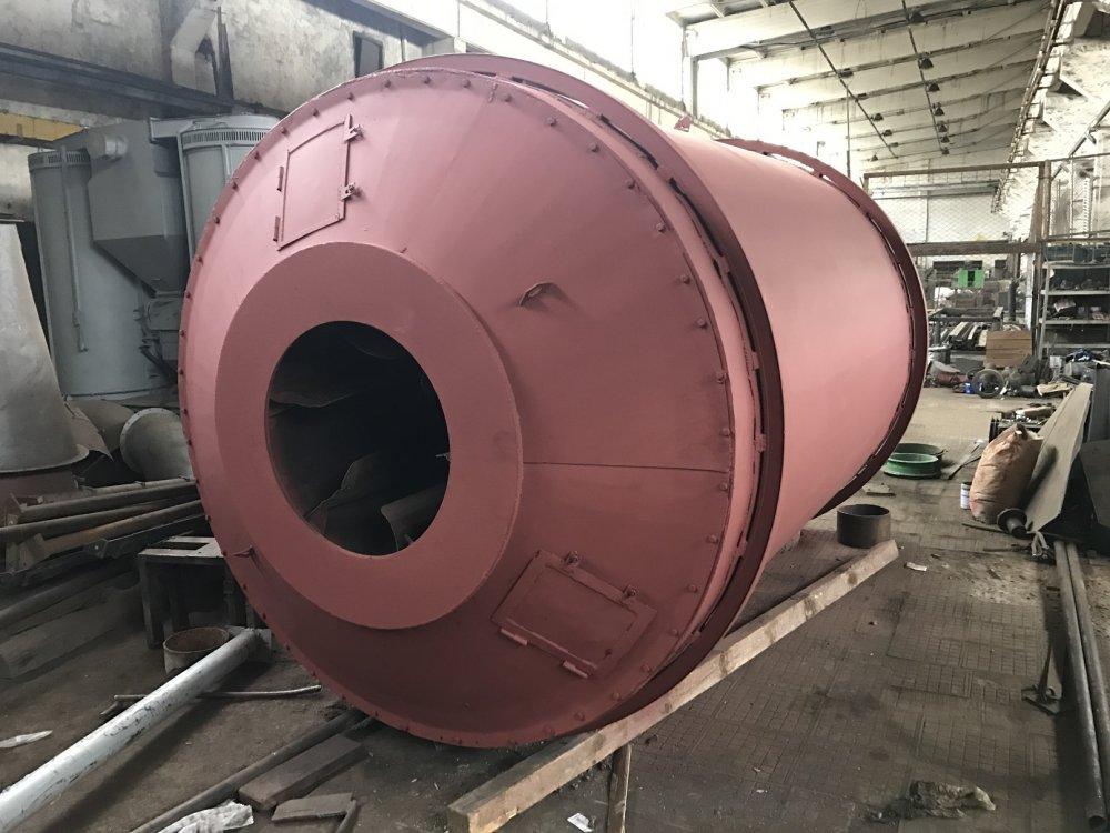 Buy Drum to drying of ABM 0,65 for spill, a tyrsa, sand