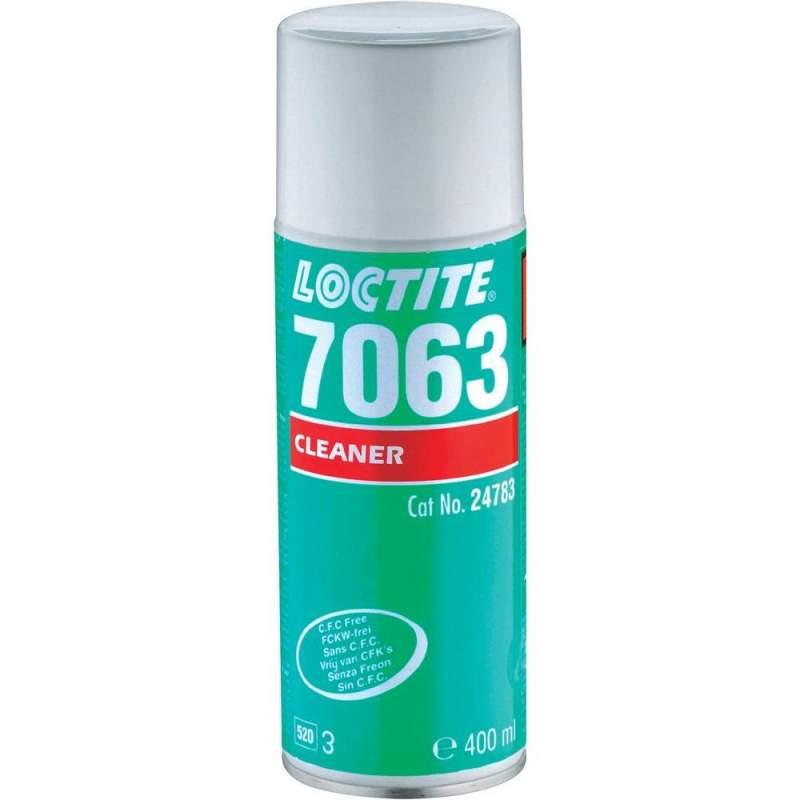 Быстроиспаряющийся очичтитель-обезжириватель, спрей Loctite 7063