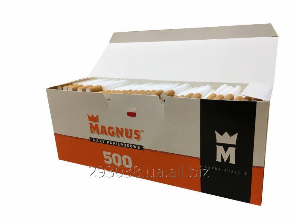 Купить Гильзы сигаретные MAGNUS