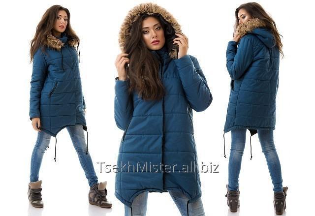 Купить Женская куртка утеплённые.
