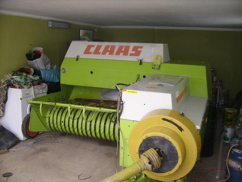 Купить Пресс-подбощик тюковый CLAAS Markant 51
