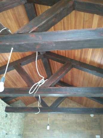 Декоративная балка из липы 100*60 мм