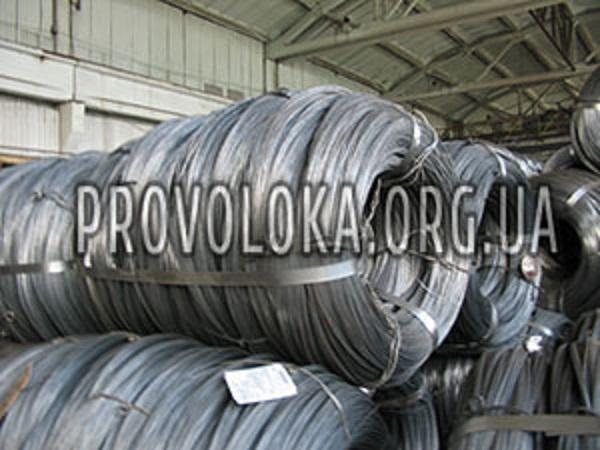Проволока стальная обычного качества без покрытия ГОСТ 3282-74