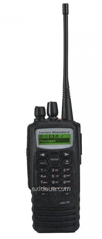 Рация цифровая Vertex Standard VXD-720