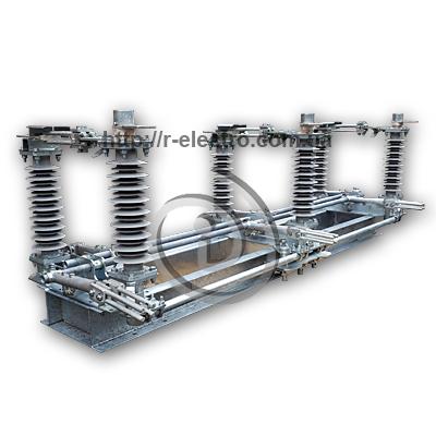Elektrisk högspänningsapparatur
