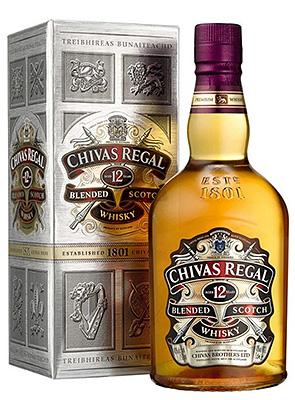 Виски CHIVAS REGAL (Чивас Ригал) 2л