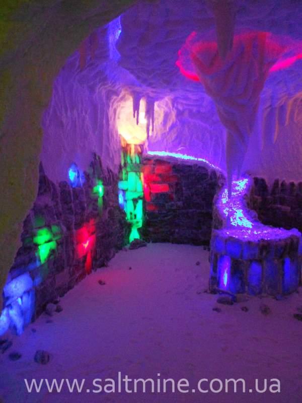 Пещеры соляные по всему миру