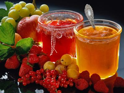 Additives food - fillers fruit and berry