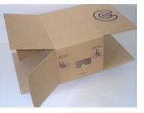 Buy Industry corrugated boxes