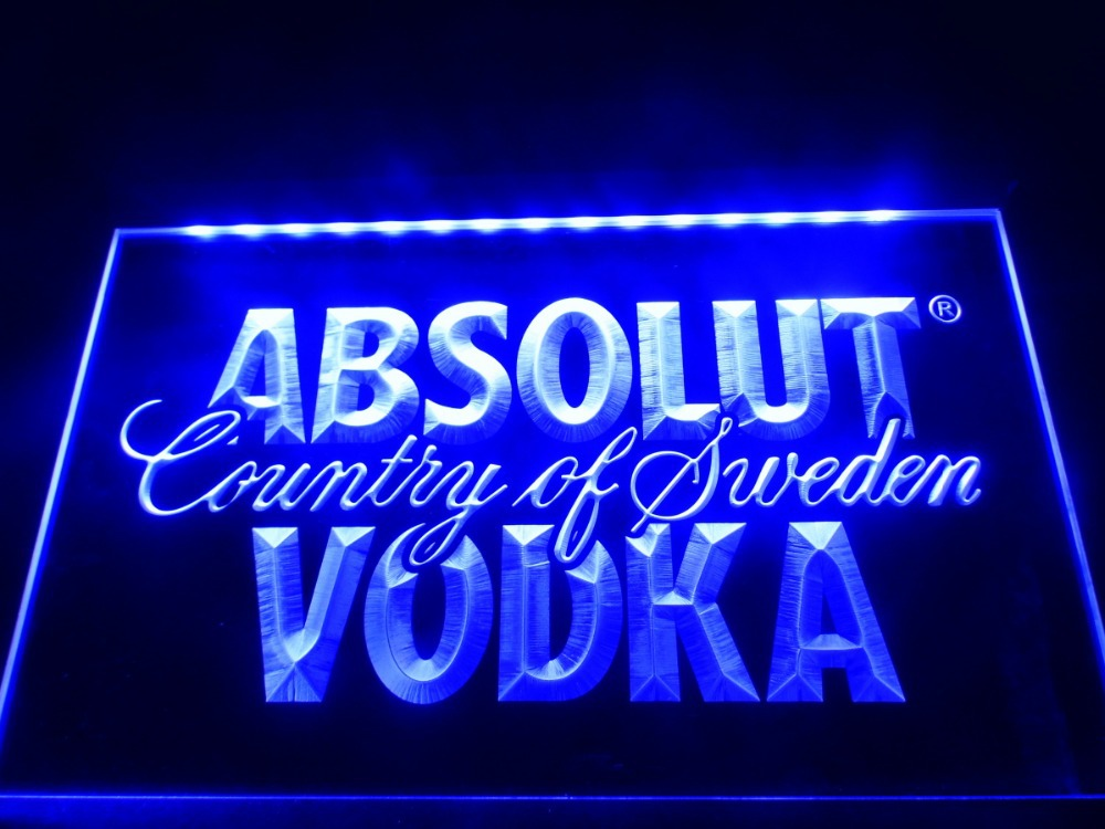 Водка Absolut Vodka 3л
