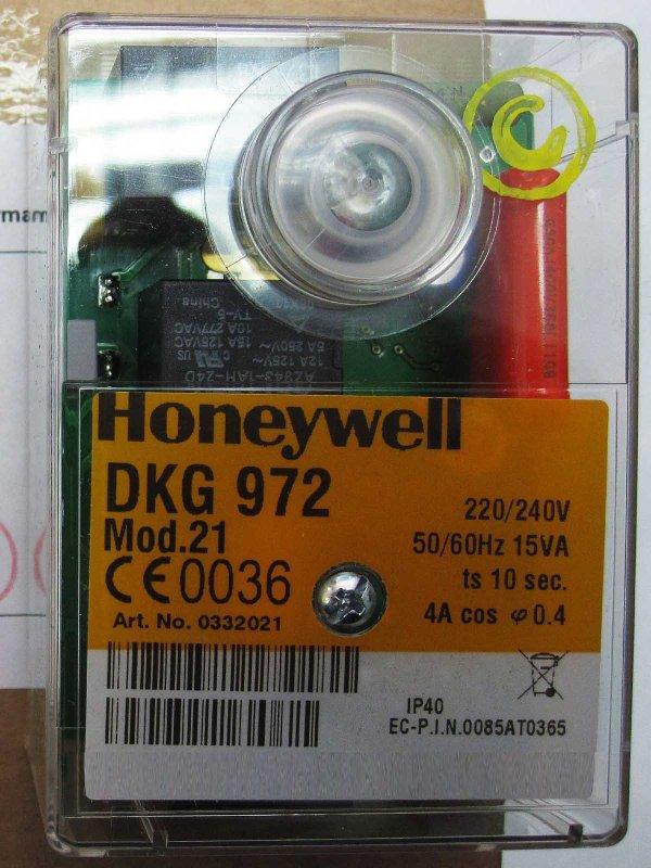 Блок розжига Satronic DKG972-21 (замена 0063032821) арт.8718584072
