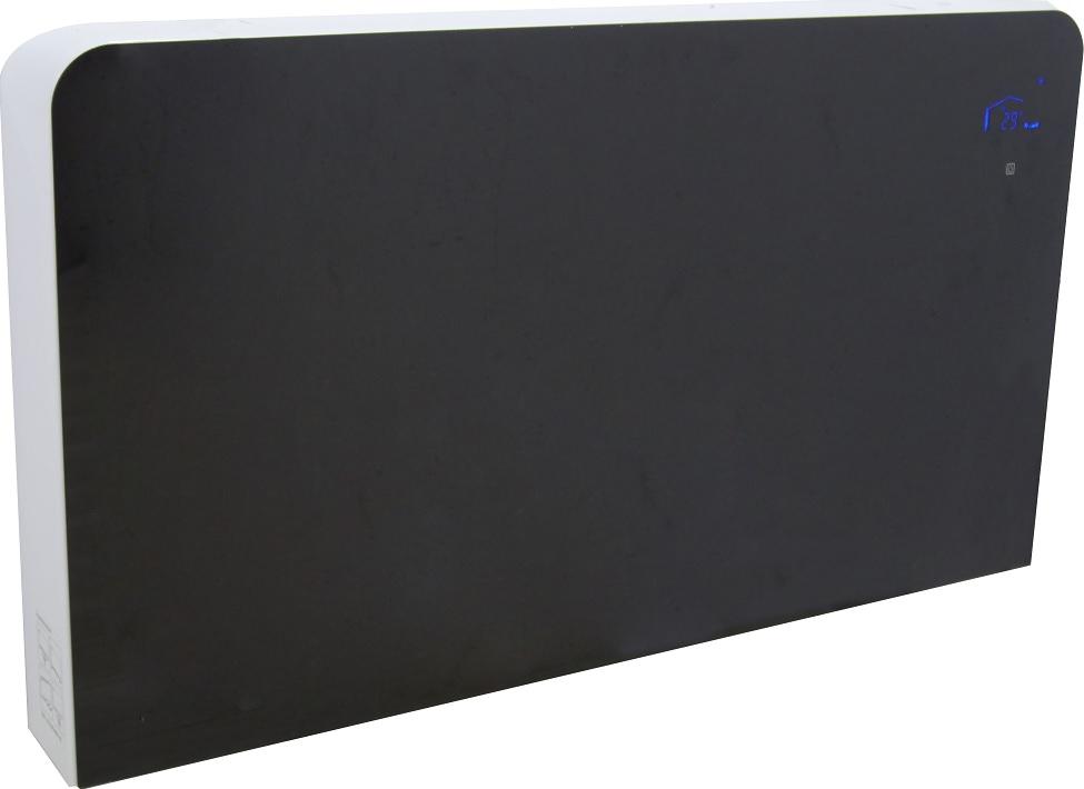 Фанкойл корпусный напольный MYCOND MCFG-180T2 GLASS арт.MCFG-180T2