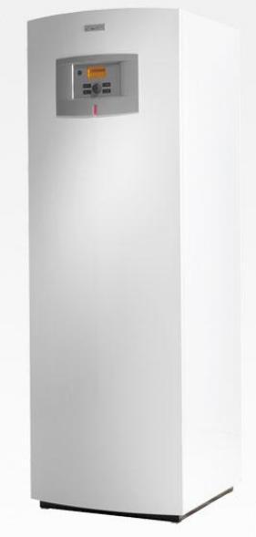 Тепловой насос Compress 6000 10 LWM с баком-водонагревателем арт 7738601009