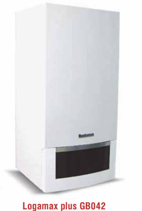 Котел конденсационный Logamax plus GB042-22К арт.7716010600