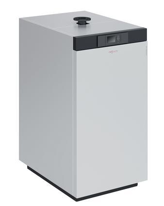 Конденсационный газовый котел Vitocrossal 100-240 арт.CI10014