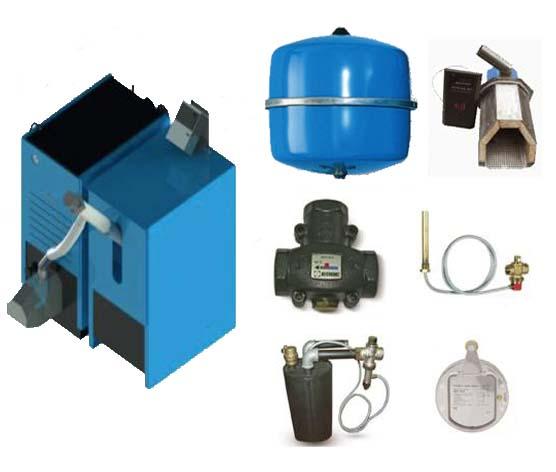 Комплект оборудования Biopak Pellets арт.1111118689