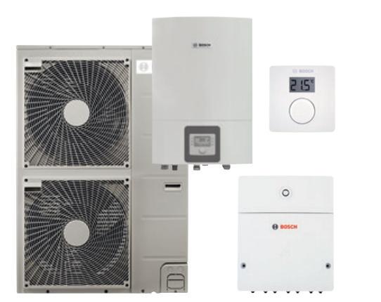Комплект оборудования Logapak Bosch Compress 3000 AWBS 15 арт.3001702004